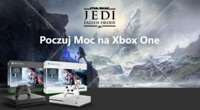 Star Wars Jedi Upadly Zakon Xbox 1