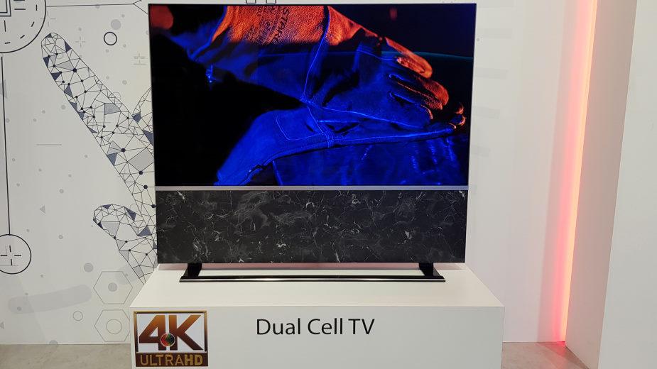 Vestel: dwuwarstwowy 4K LCD TV z 2 mln stref wygaszania!