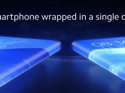 Wyjaśniło się wreszcie, co kryje się za tajemniczą zapowiedzią Xiaomi sprzed paru dni. Mi MIX Alpha okazał się smartfonem koncepcyjnym rodem z przyszłości.