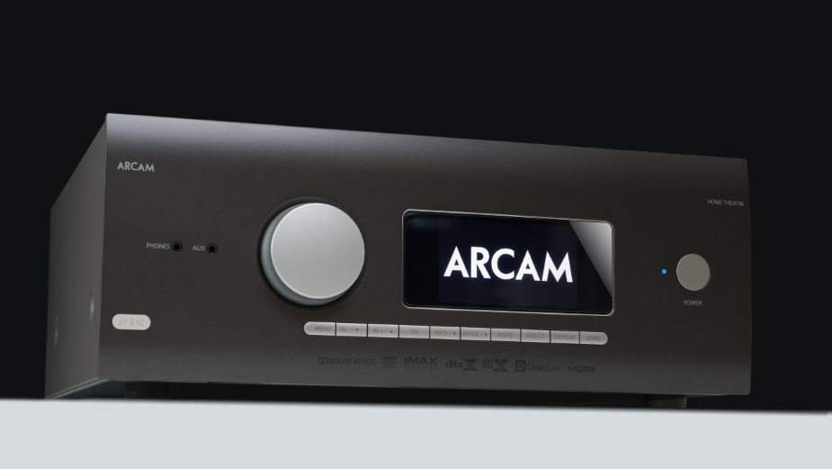 Nowe amplitunery ARCAM: do 16 kanałów, Dolby Atmos, DTS:X, IMAX Enhanced!