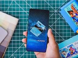 Kłopotów Huawei ciąg dalszy? Harmony OS daleki od ukończenia