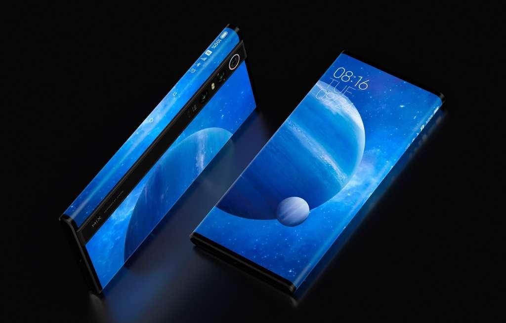 Xiaomi pokazało smartfon z przyszłości. Mi MIX Alpha ma rewolucyjny ekran!