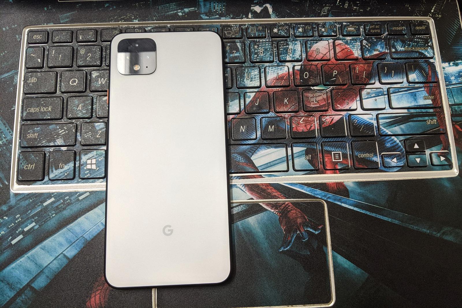 Google Pixel 4 XL: seria przecieków, znamy nowe funkcje?