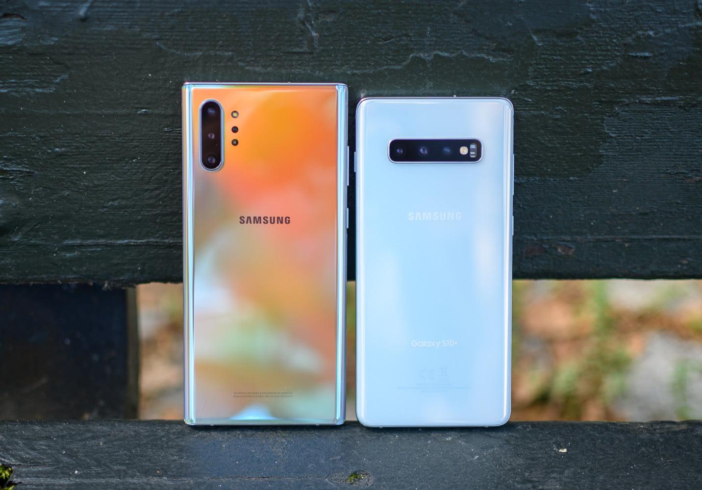 Potężna fuzja Samsunga. Połączy serie Galaxy S i Note?