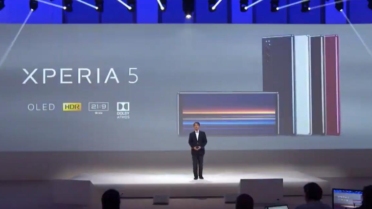 Xperia 5: debiut kompaktowego, stylowego flagowca Sony