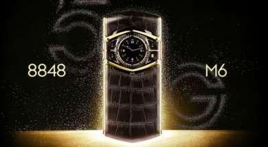 8848 Titanium M6: luksusowy smartfon jako pierwszy ze Snapdragonem 865