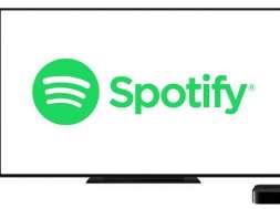 Apple TV Spotify Twitch 4