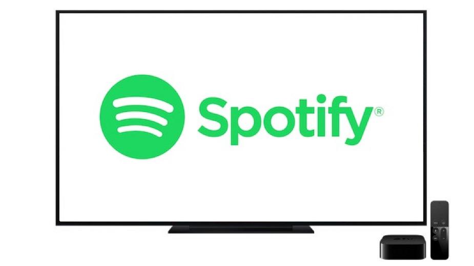 Apple TV otrzymuje aplikacje Spotify i Twitch