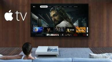 Apple TV telewizory Sony aplikacja 1