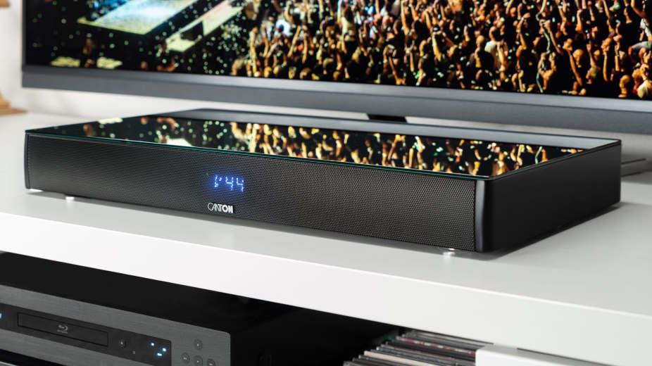 Canton DM76 i DM101 – nowe soundbary dla dużych telewizorów