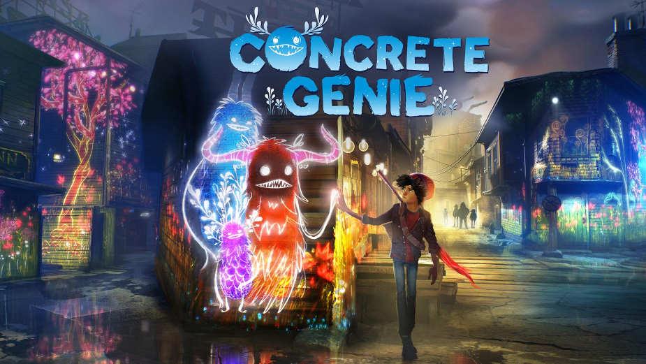Concrete Genie | RECENZJA | gra PS4 + PSVR