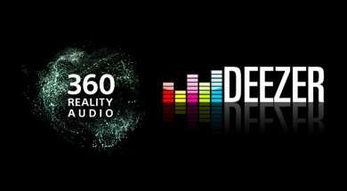 Deezer Sony 360 Reality Audio nowa aplikacja 3