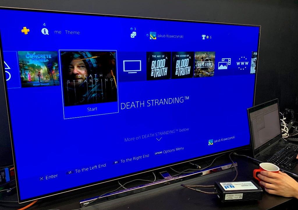 DEATH STRANDING na PS4 - nasza recenzja coraz bliżej. Kiedy dokładnie?