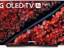 LG C9 ile zaoszczędzimy OLED