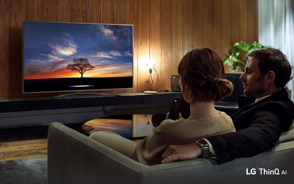 Dobry telewizor 50 cali VA za jedyne 2200 zł od LG. Gdzie?