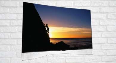 LG zakrzywiony OLED TV CES 2020 hdtvpolska 4