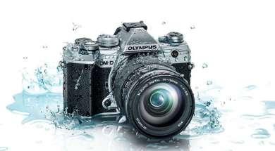 Olympus nowy model aparatu