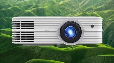 Optoma UHD52ALV nowy projektor 4K HDR 6