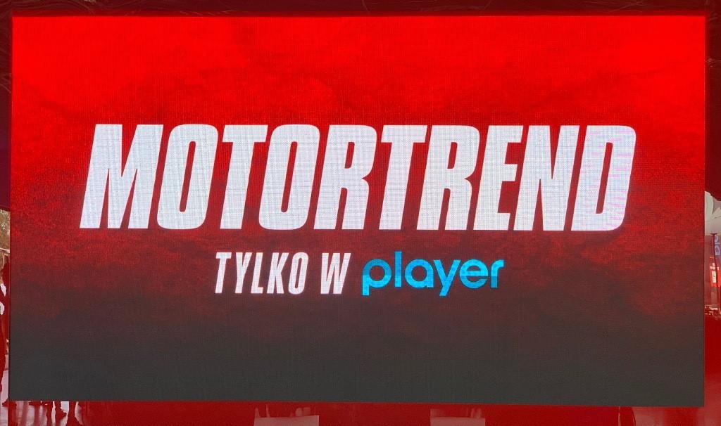 Startuje największy motoryzacyjny serwis MotorTrend na player.pl