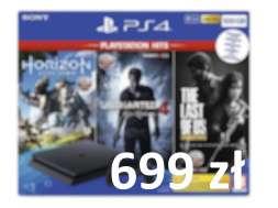 Promocja PS4 za 699zł allegro smart week 1