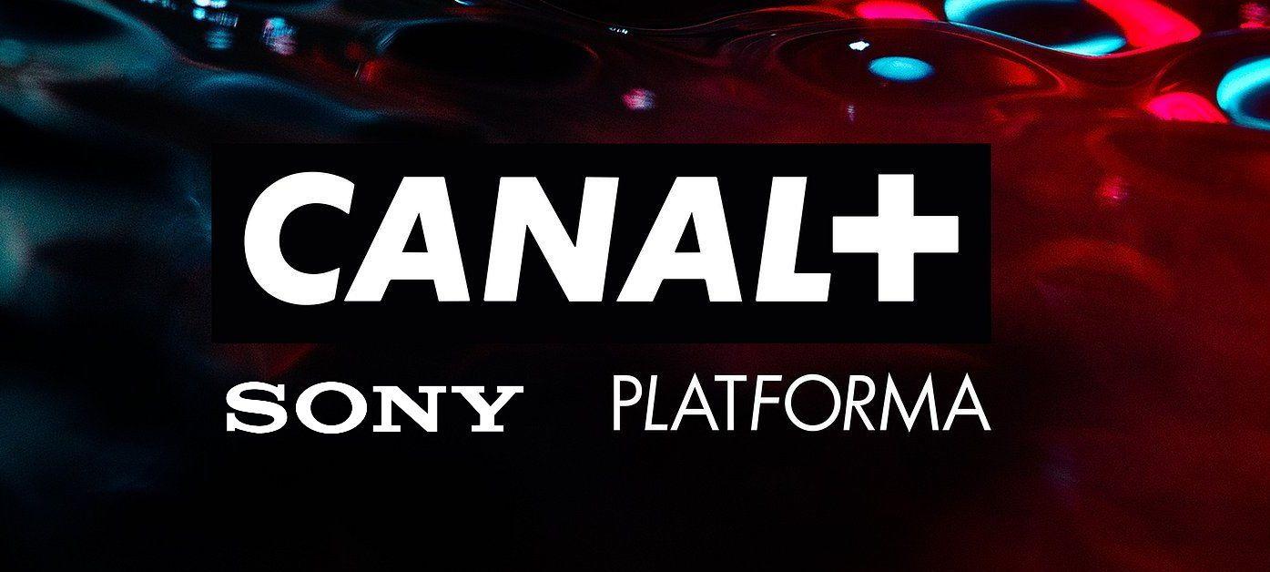 Promocja CANAL+ z Sony TV XG80 i XG85