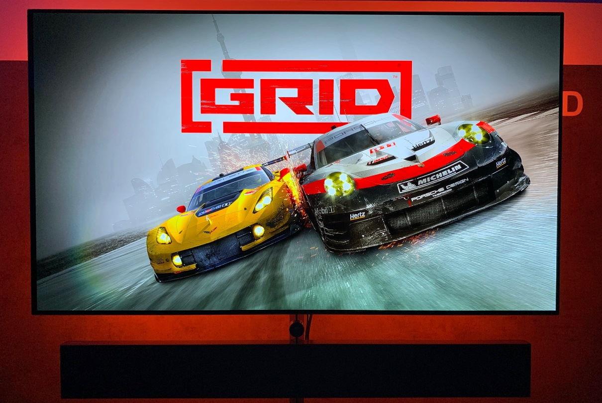 GRID wjeżdża na salony | RECENZJA | Konsole i PC 4K HDR