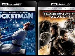 Rocketman Terminator Ocalenie 4K Ultra HD Blu-ray