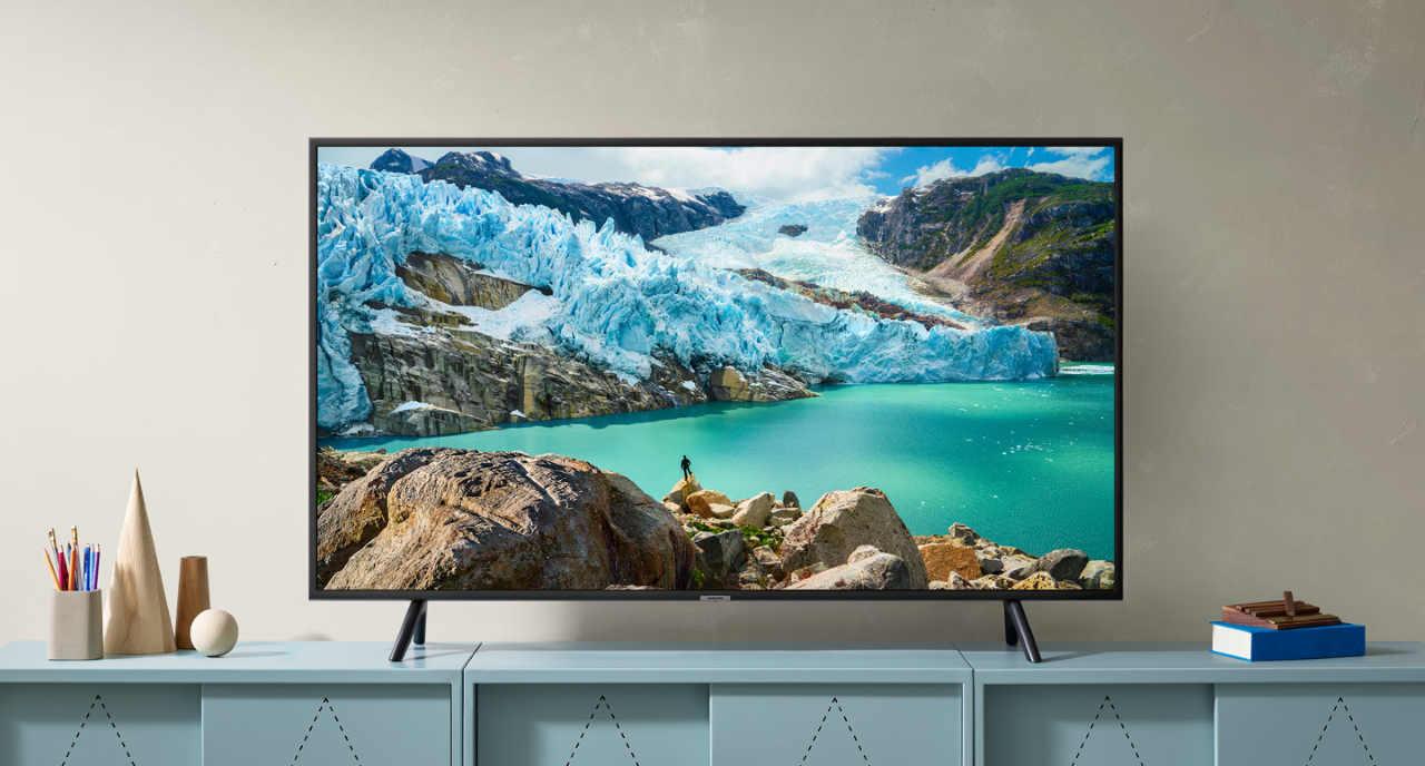 Ogromny 75-calowy telewizor od Samsunga za 3999 zł idealny do grania
