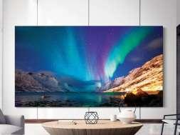 Samsung bezramkowy telewizor 3