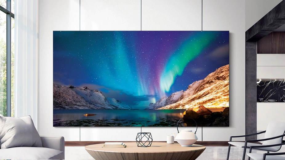 Samsung Zero Bezel TV – bezramkowy telewizor w 2020!