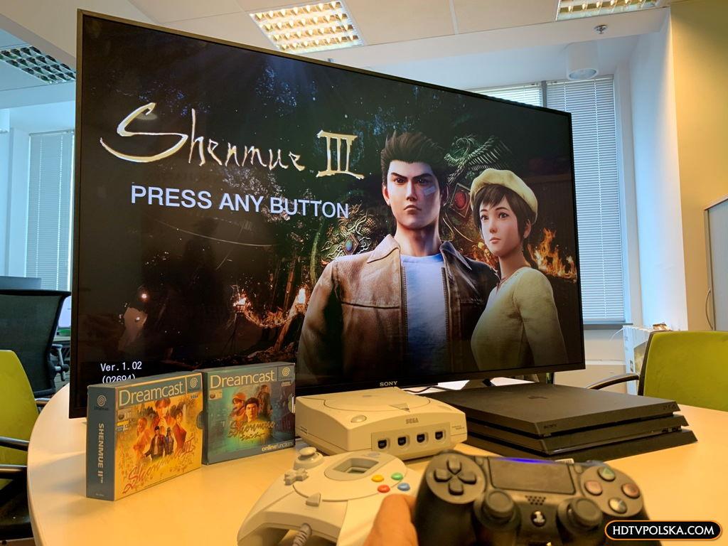 Graliśmy w Shenmue 3 na PS4 Pro | RELACJA | wrażenia z kontynuacji legendarnej serii