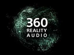 Sony 360 Reality Audio nowy format 3D