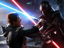 Star Wars Jedi Fallen Order Xbox One X PS4 Pro grafika