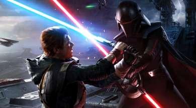 Star Wars Jedi Fallen Order Xbox One X PS4 Pro grafika
