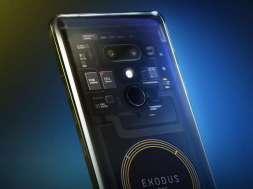 HTC Exodus 1s: powraca smartfon do kryptowalut
