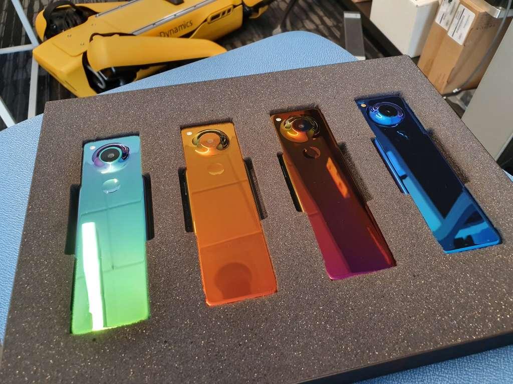 Essential Phone GEM: przedziwny telefon od ojca Androida