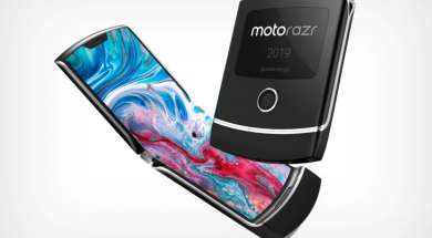 Powrót popularnych składanych telefonów. Motorola RAZR 2019 z elastycznym ekranem!