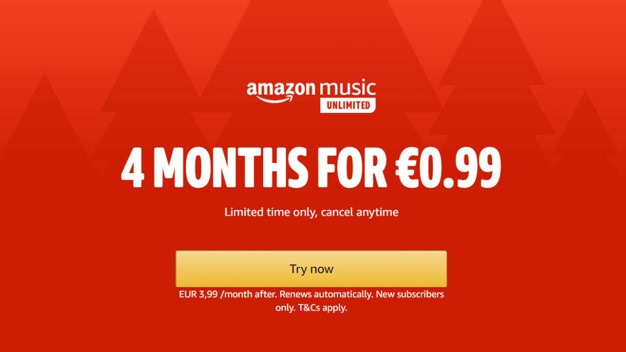 amazon music za darmo