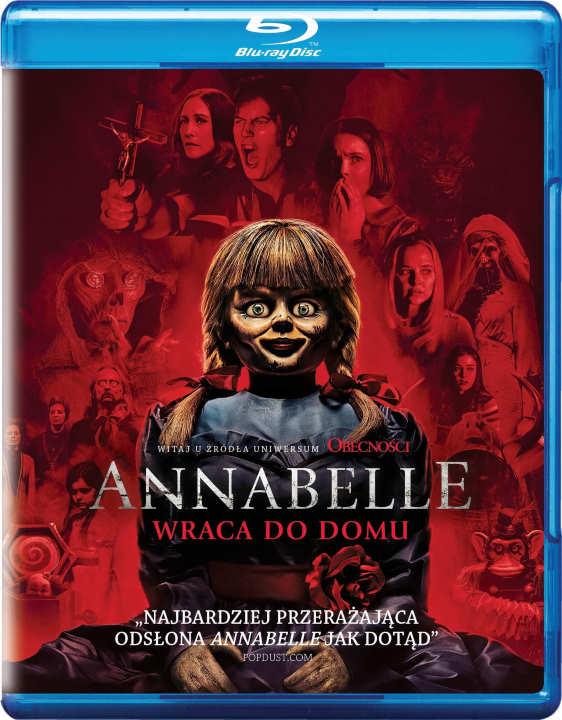 Annabelle wraca do domu bluray