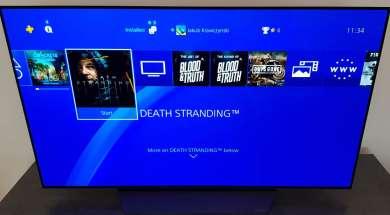 Death Stranding PS4 premiera