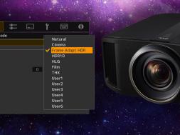 Nowy tryb HDR dla projektorów JVC Reference Series to prawdziwy przełom