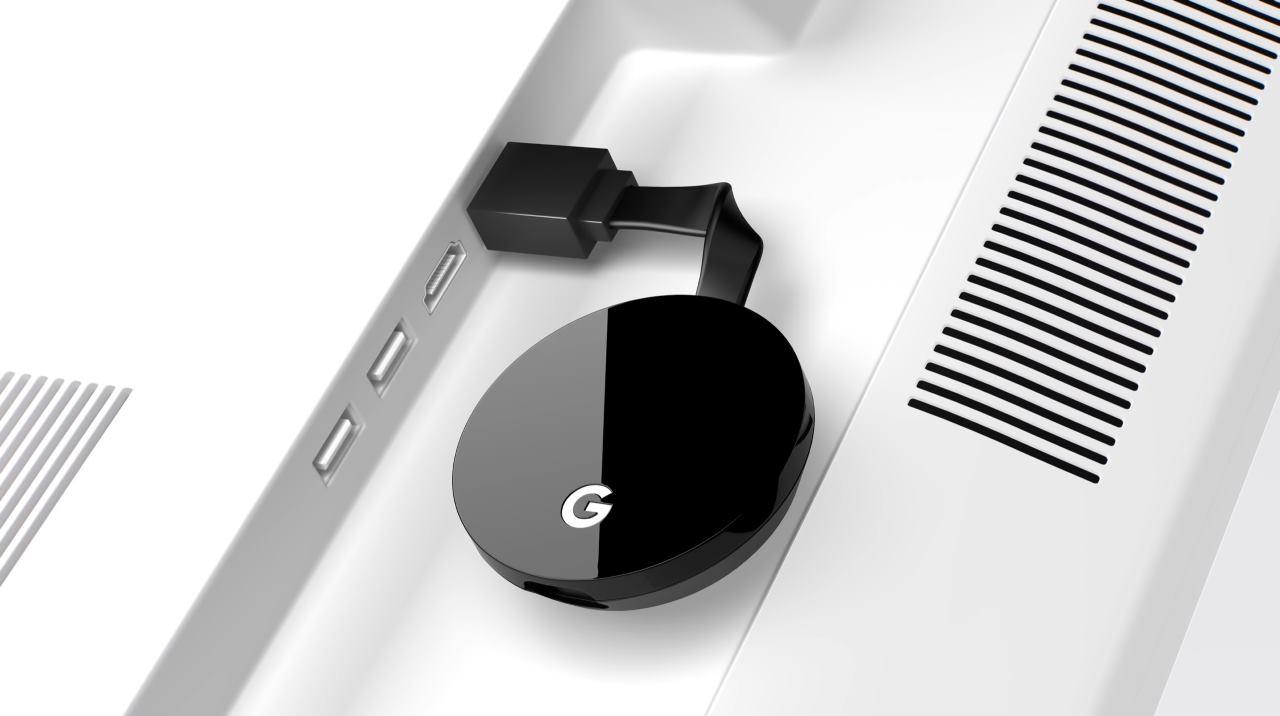 Google Stadia Chromecast