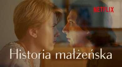Historia Małżeńska Netflix recenzja hdtvpolska okładka