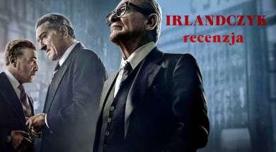 Irlandczyk netflix recenzja hdtvpolska