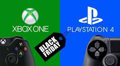 PS4 Xbox One X najlepsze ceny na konsole Black Friday 2019