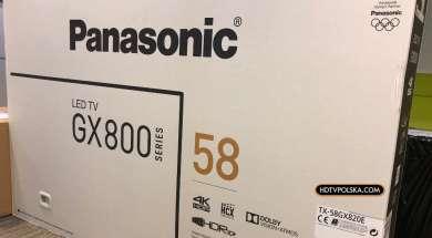 Promocja Black Friday Panasonic GX830