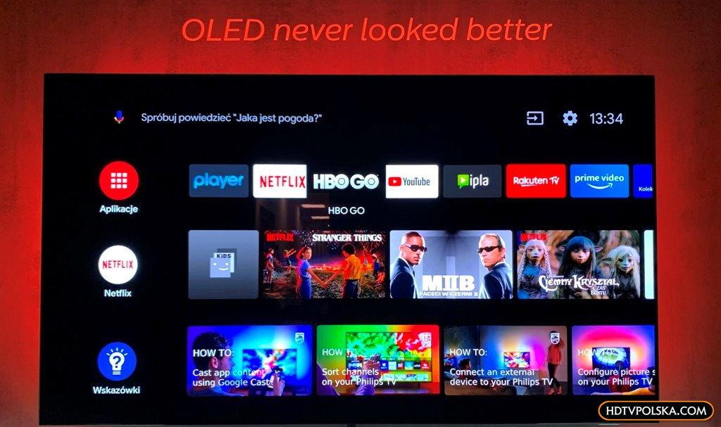 Promocja OLED803 najtańszy na rynku OLED