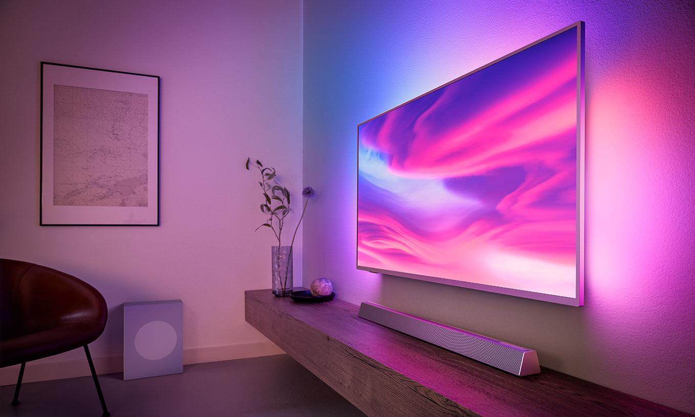 Kup duży telewizor 4K Philips Performance – soundbar za pół ceny