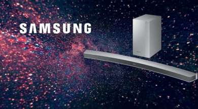 Samsung Q Symphony soundbar 5