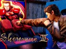 Shenmue 3 premiera